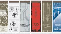 Cajas de fósforos para imprimir en varios diseños