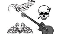 Calaveras y guitarras