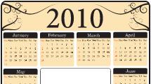 Calendario 2010 - 3