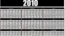 Calendario 2010 - 5