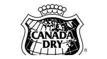 Logo Canada dry