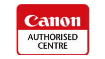 Logo Canon Authorised Centre