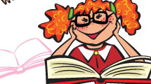 Caricaturas de escolares