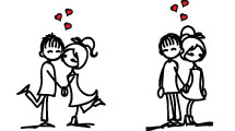 Caricaturas para Valentines
