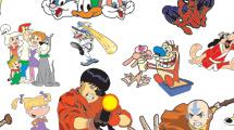 Caricaturas y Animé