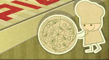 Cartel: pizza