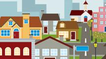 Casas variadas