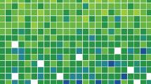 Cascada de mosaicos