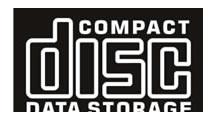 Logo CD Data Storage