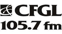 Logo CFGL radio