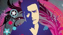 Charlie Sheen púrpura