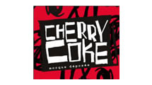 Logo Cherry Coke