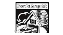 Logo Chevrolet Garage Sale
