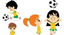 Chibis futbolistas