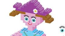Chica Lego