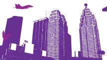 Ciudad violeta