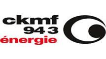 Logo CKMF radio