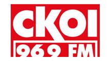 Logo CKOI radio