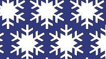Clima: copos de nieve