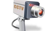 Cámara de seguridad con láser