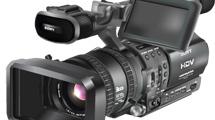 Cámara Sony HDR-FX1