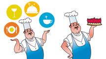 Cocineros amables