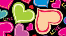 Colorido Valentines