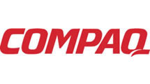 Logo COMPAQ
