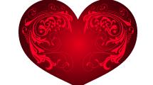 Corazón con Ornamentos