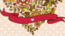 Corazón primaveral