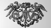 Corona y escudos