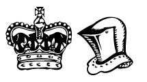 Coronas y Cascos