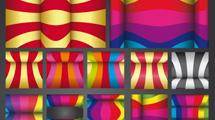 Curvas en color