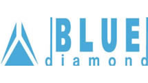 Logo Daewoo Blue diamond