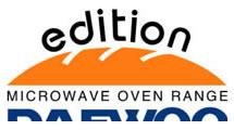 Logo Daewoo mwave Edition
