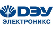 Logo Daewoo RUS3 with shell