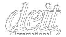 Logo Deit international