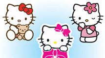 Dibujos de Kitty