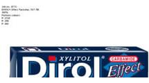 Logo Dirol Effect packshot
