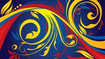 Diseños de colores