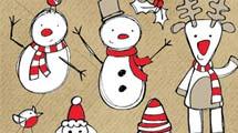 Doodles de Navidad (II)