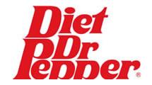 Logo Dr Pepper Diet
