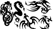 Dragones Tribales