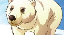 Dulce oso polar