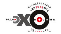 Logo Echo of Moscow label