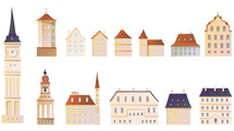 Edificios europeos
