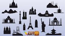 Edificios famosos mundialmente