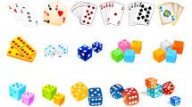 Elementos de casino de todo tipo