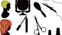 Elementos de peluquería