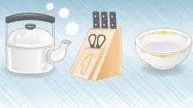 Elementos para la cocina